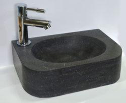 Fontein hardsteen Saniflex Flow links