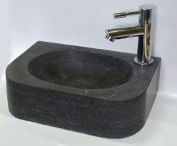 Fontein hardsteen Saniflex Flow rechts