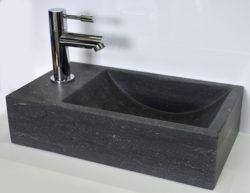 Fontein hardsteen Saniflex recto links