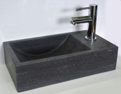 Fontein hardsteen Saniflex recto rechts