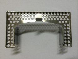 Losse RVS filter tbv 3e generatie  goot met RVS sifon