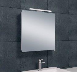 Luxe spiegelkast + Led verlichting 60x60x14cm