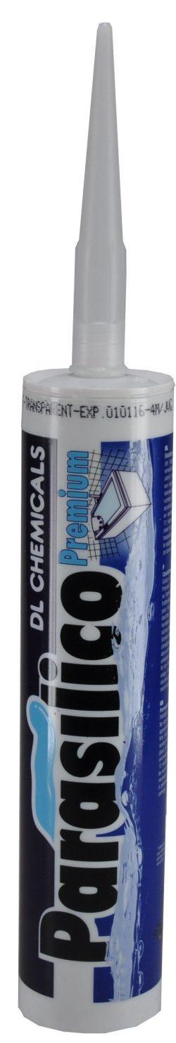 Siliconenrubber Parasilico Premium 310ml transp