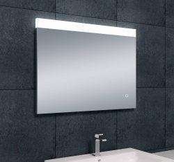 Single dimbare LED  condensvrije spiegel 800x600