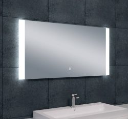 Sunny dimbare LED condensvrije spiegel  1200x600