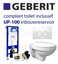 Geberit UP100 complete set basic
