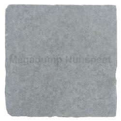 getrommelde vloertegels 15x15 grijs