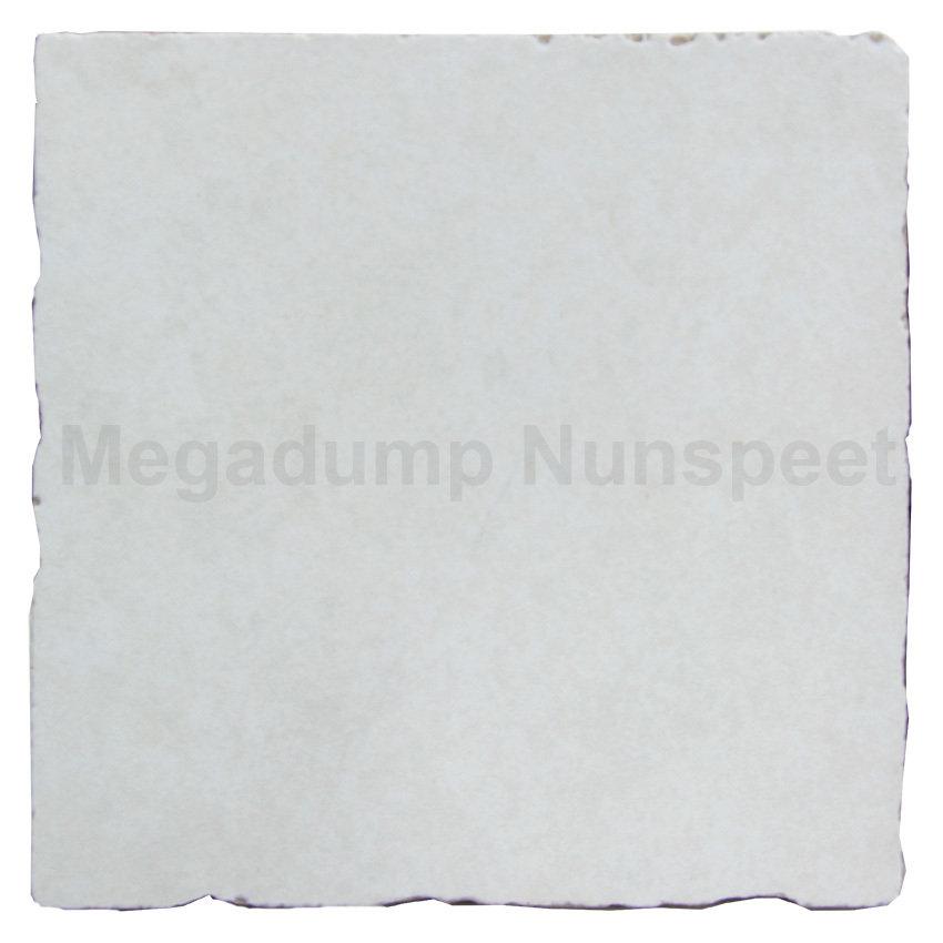 Keramische Tegels 30x30.Getrommelde Keramische Tegels 30 X 30 Cm Blanco