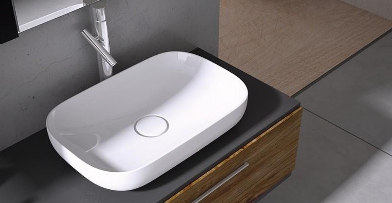 Kleine Waskom Toilet : Keramische waskom lapido megadump