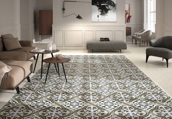 vintage tegels 25x25 portugese vloertegels keramiek