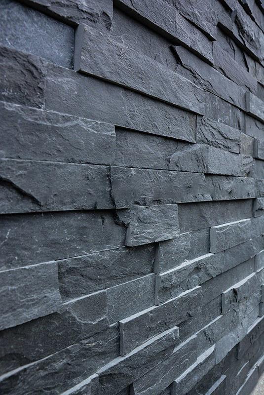 Natuursteen Strips Wandbekleding Leisteen Megadump