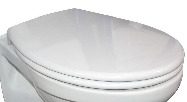 Genoeg Ultimo 2.0 softclose toiletzitting met softclose en Quick release WQ93