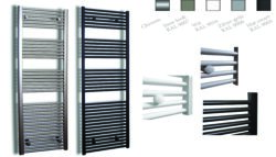 Sanicare electrische design radiator 172 x 45 cm. met thermostaat
