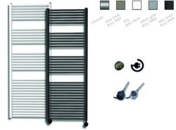 Sanicare electrische design radiator 172 x 60 cm. met thermostaat