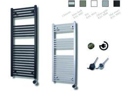 Sanicare electrische design radiator 111,8 x 45 cm. met thermostaat