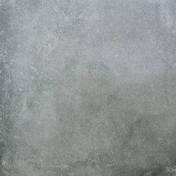Beton look vloertegels 80x80 cm donkere betonkleur