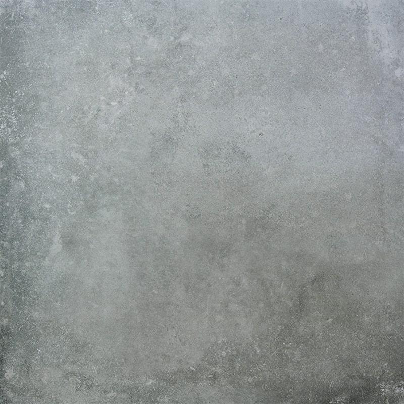 Terrastegels 80x80 Beton.Beton Look Vloertegels 80x80 Cm Donkere Betonkleur