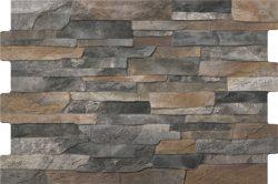 steenstrips roestkleur rusty slate