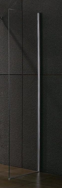 zijwand inloopdouche 45 x 200 cm