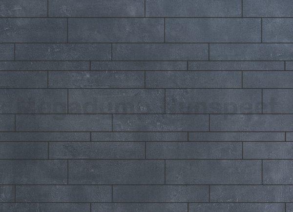 Strokenmix Concrete antraciet gerectificeerd