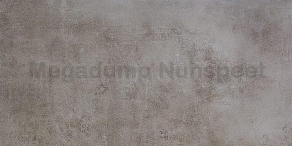 Vloertegels Concrete bruin 30x60 gerectificeerd