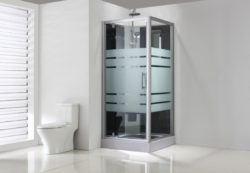 Thermo complete douchecabine 218cm 5mm glas