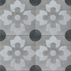 Keramische portugese vintage vloertegels 20,5x20,5 type 2