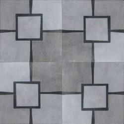 Keramische portugese vintage vloertegels 20,5x20,5 type 3