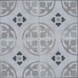 Keramische portugese vintage vloertegels 20,5x20,5 type 4