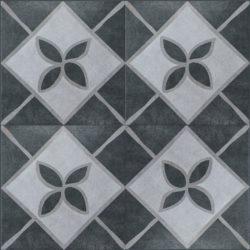 Keramische portugese vintage vloertegels 20,5x20,5 type 6