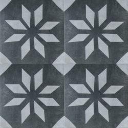 Keramische portugese vintage vloertegels 20,5x20,5 type 8