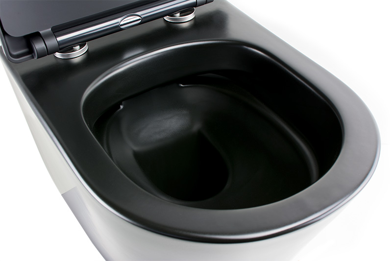 Geberit Compleet Toilet Met Rim Free Wandcloset Zonder Spoelrand