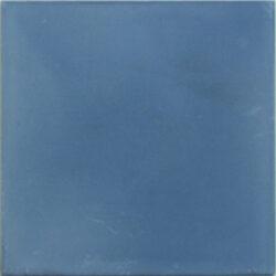 Portugese cement tegels 20x20 uni blauw paars type 67