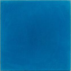 Portugese cement tegels 20x20 uni blauw type 76