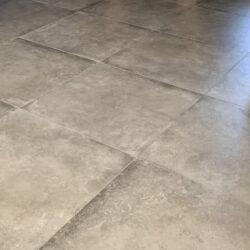 Vloertegels betonlook smoke 80x80 cm