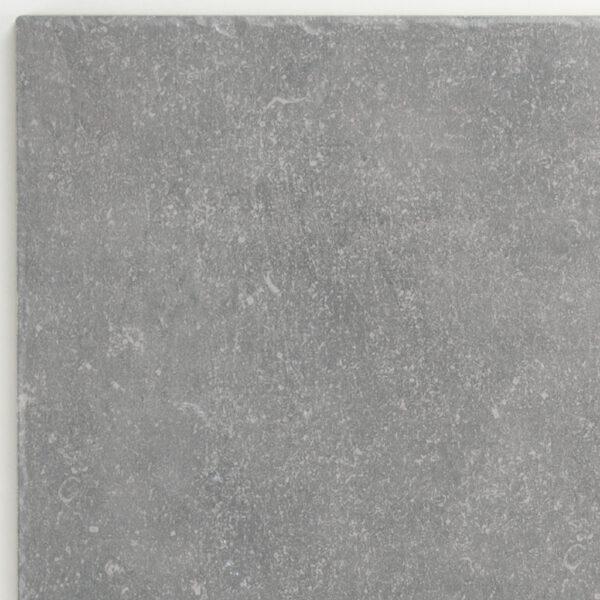 AANBIEDING Vloertegels met getrommelde randen licht grijs 60x60