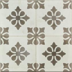 Portugese cement tegels 20x20 type 101
