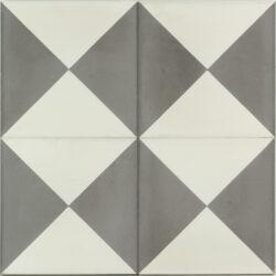 Portugese cement tegels 20x20 type 102