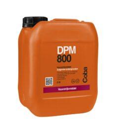 Coba voorstrijkmiddel dpm800 oranje 5 liter, hechtmiddel voor zuigende ondergronden.