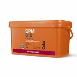 Coba voorstrijkmiddel DPM 810 oranje 5 kg, hechtmiddel voor tegel over tegel en niet zuigende ondergronden.