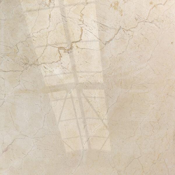 Grote partij beige marmer gepolijste vloertegels 60x60
