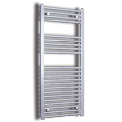 sanicare radiator zilver grijs standaard