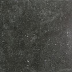 Vloertegels met getrommelde randen 60x60 antraciet